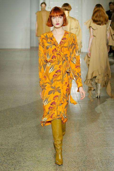 Erika Cavallini Fall 2017 Ready-to-Wear Collection Photos - Vogue