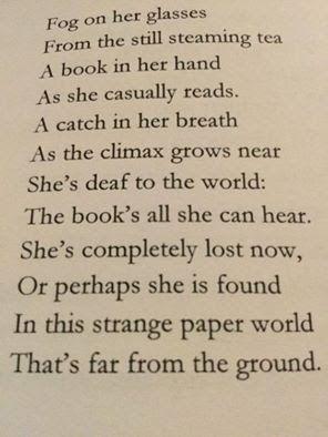 Writer Granny's World by Nancy Julien Kopp: A Poem Inspires A Writing Exercise