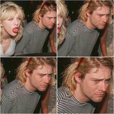 Look at his expression - lol!!