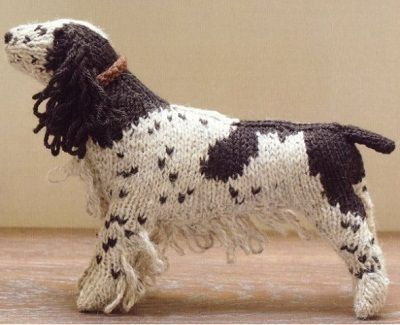 Sally Muir Joanna Osborne With Images Knitting Patterns Toys Crochet Dog Knitted Animals