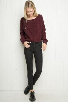 Brandy ♥ Melville   Search results for: 'burgundy'