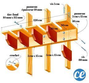 28 Super Idees De Rangement Pour Le Garage Ne Ratez Pas La N 25 Interieur De Garage Idee Rangement Rangement Outils Jardin