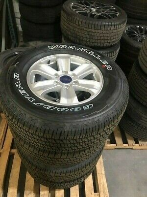Details About New 2019 17 Oem Ford F150 Wheel Goodyear Tires W