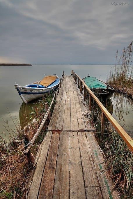 Albufera Reizen Vakantie Valencia