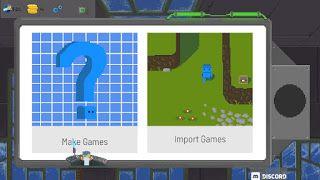 Game 8 Bit Cara Membuat Game Di Hp Android Tanpa Koding Rpg Sprite Pixel Art
