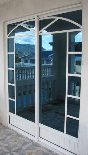 Genial Puertas De Aluminio Canceles De Aluminio Puerta Corrediza Aluminio