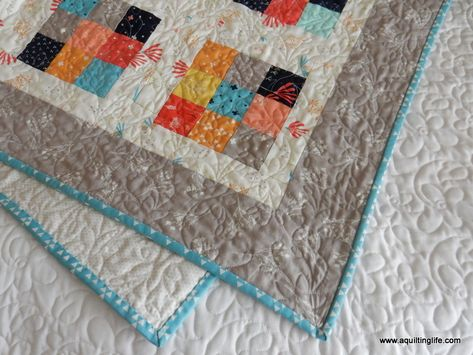 9-Patch Quilt #TBT - A Quilting Life