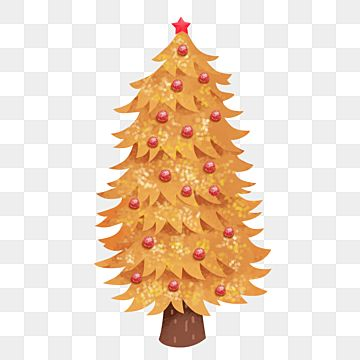 Gold Christmas Tree With Ball Ornament Gold Christmas Tree Tree Png Transparent Clipart Image And Psd File For Free Download Gold Christmas Tree Christmas Gift Background Realistic Christmas Trees