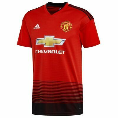 Adidas Manchester United Home Authentic Jersey 2018 19 Soccerpro Manchester United Manchester Manchester United Football