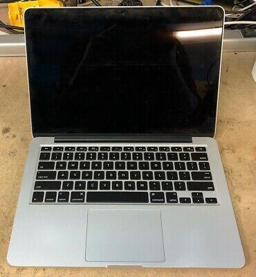 Apple Early 2015 13 Macbook Pro Intel Core I7 In 2020 Apple Laptop Macbook Pro Apple