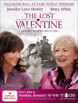 Hallmark The Lost Valentine Valentin Pelicula San Valentin Pelicula Peliculas