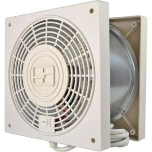 Thruwall Through The Wall 2 Speed With Airflow Adapter Room To Room Fan Tw408 Room Fan Bathroom Exhaust Fan Wall Vents