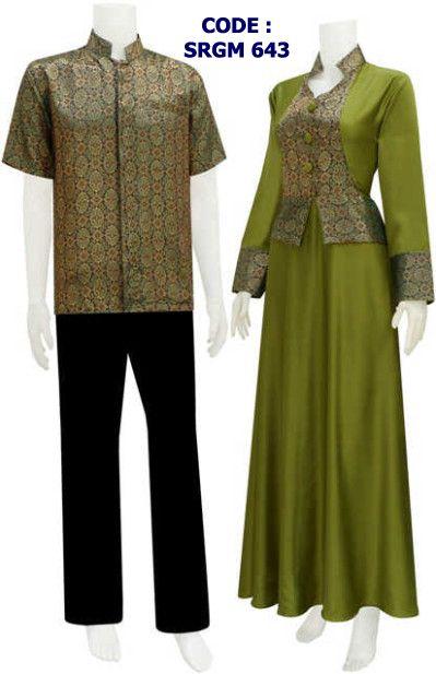 Gamis Batik Gaun Kain Songket Code Srgm 64 Sarimbit Gamis Gaun