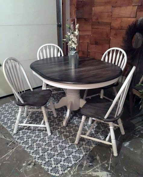 Modern Dining Room Ideas And Designs Oak Table Chairs Rustic Dining Set Kitchen Table Makeover