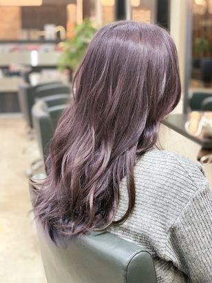 2020年春 ラベージュの髪型 ヘアアレンジ 人気順 ホットペッパー