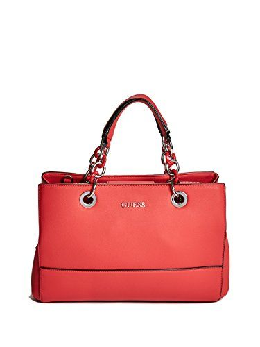 GUESS Factory Women s Larkin Pebbled Satchel   Accessorising - Brand Name   Designer  Handbags For Carry   Wear... Share If You Care! 6322cae40a