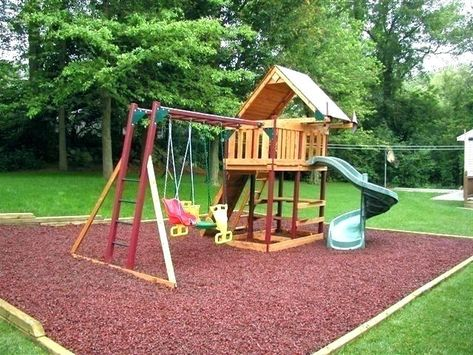 small backyard playground – techin.me
