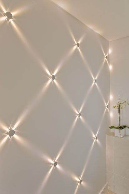 Beautiful Diamond Shape Wall Lights Lighting Feature Wall Interior Design Living Room Bathroom Dec Wall Lighting Design Bathroom Lighting Design Ceiling Design