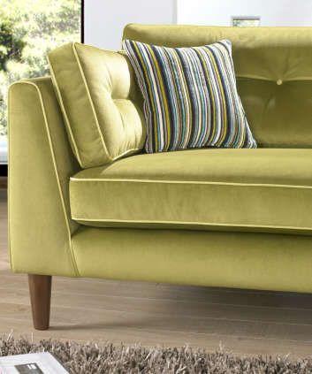 Cricket Fabric Sofa Range Sofaworks Fabric Sofa Cushions On Sofa Sofa