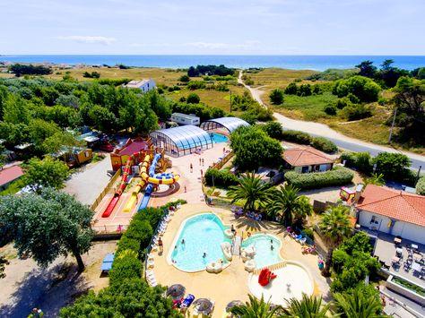 FranceLoc - Photographie du camping Talaris Vacances (33