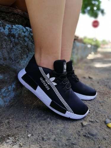 e4ca0a74 zapatos deportivos variado para damas moda colombiana   Adidas en ...