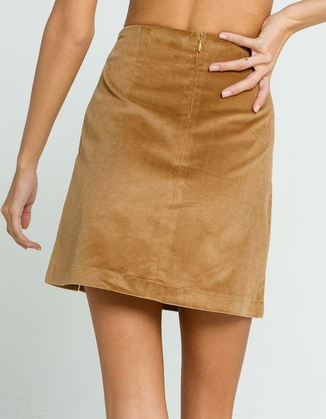 Ribbed Metallic Skirt Vintage 80/'s Tight Gold Black Knit Mini Skirt Size Large