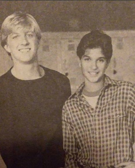 Fun Fact: Ralph Macchio was 22 and William Zabka was just 18 years old during filming of The Karate Kid in 1983!
