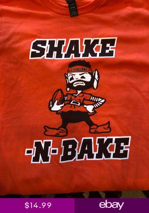 Shake N Bake Baker Mayfield Football Tee T Shirt
