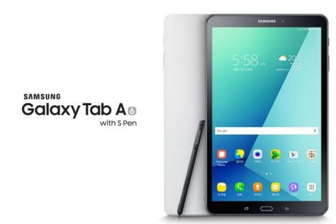 Aptly named Samsung Galaxy Tab A (2016) with S Pen goes official in Korea