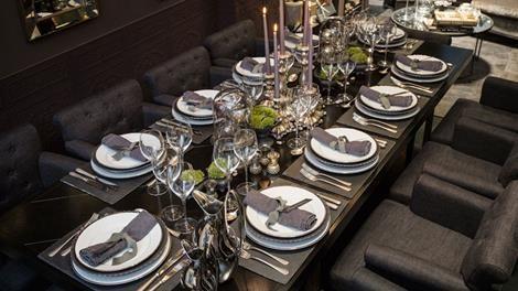 Royal Copenhagen Christmas tables, Julie Brandt, © Royal Copenhagen