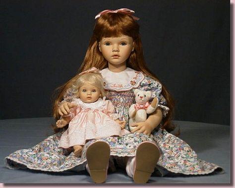 Faith, by Pauline Dolls