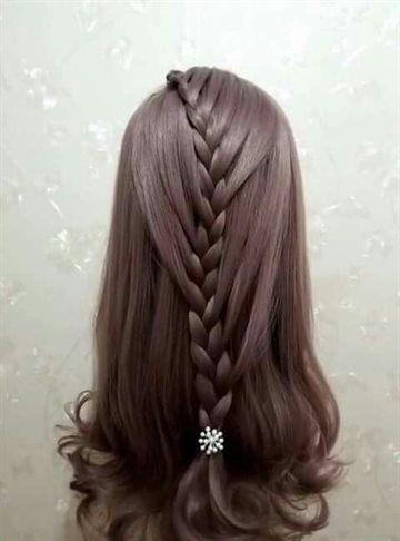 Pin By Marionite Pereira On Hairsyles In 2020 Long Hair Styles Braided Hairstyles Hair Styles