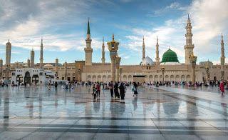 Pin On المسجد النبوي الشريف