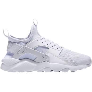 footwear new products wholesale online Boys Nike Huarache Run Ultra Shoe - Preschool White/White ...