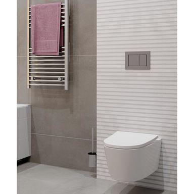 Glazura Bag Blanco Emigres 20 X 60 Euroceramika Glazura W Atrakcyjnej Cenie W Sklepach Leroy Merlin Toilet 60th Bathroom