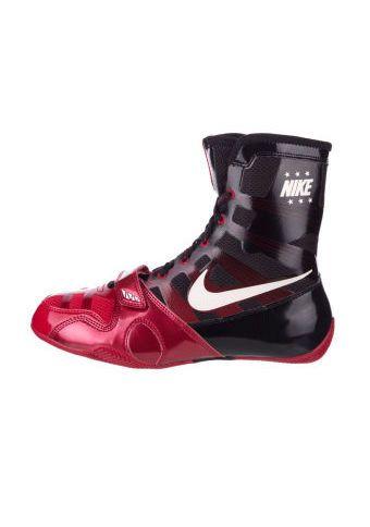 Regatul Unit pentru întreaga familie cel mai bine vândut Boxing shoes NIKE HyperKO - red/black | Box