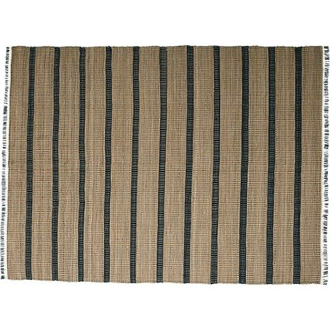 Shop Valet Jute Rug A High Style Solution For High Traffic Areas