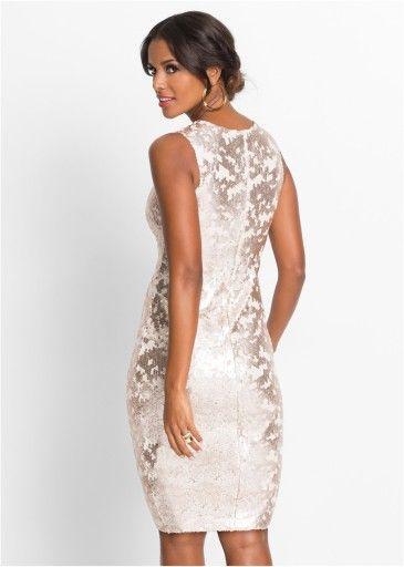 Ttg324 Olowkowa Sukienka Koronka Cekiny 38 40 7132251743 Oficjalne Archiwum Allegro Formal Dresses Sleeveless Formal Dress Dresses