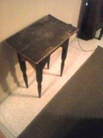 Small Primitive Antique Table Harriman TN   Antique table ...
