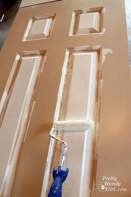 How to paint doors... the professional way! Good to know! #DIY #tips