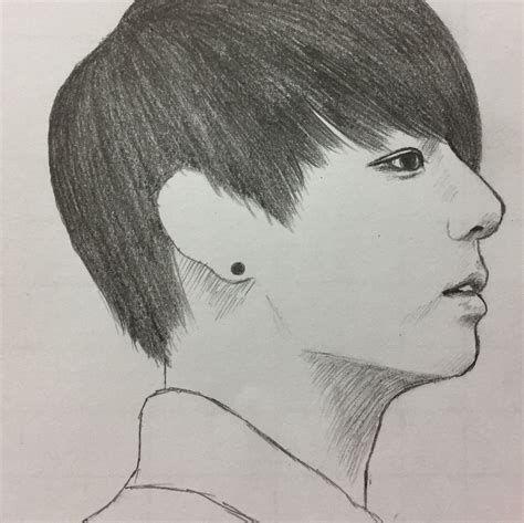 Yay Bt21 Bts Art Draw Sketch Kpop Drawings Bts Drawings Kpop Drawings Easy Drawings Sketches