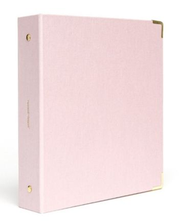 Russell Hazel Mini Peony Bookcloth 3 Ring Binder Reviews Cleaning Organization Home Macy S In 2020 Cute Office Supplies Cute School Supplies Binder