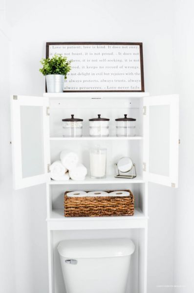 20 Bathroom Storage Ideas For Small Bathroom Design Wanda Olesin In 2020 Small Apartment Ideas Space Saving Space Saving Bathroom Bathroom Storage Solutions