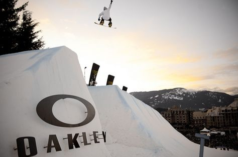 Go to the World Ski & Snowboard Festival April 11th - 20th 2014 in Whistler Blackcomb to see the professionals in action.