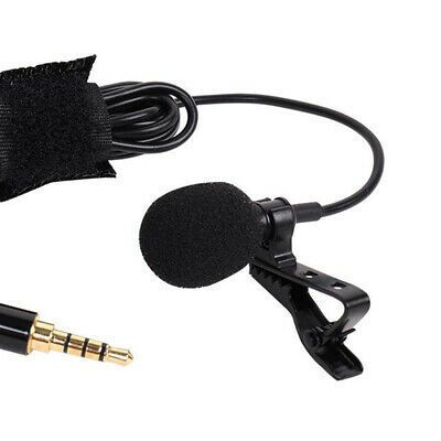 Mini Lavalier Lapel Microphone Handsfree W Mic Cover For In 2020 Microphone Phone Microphone Sound Card