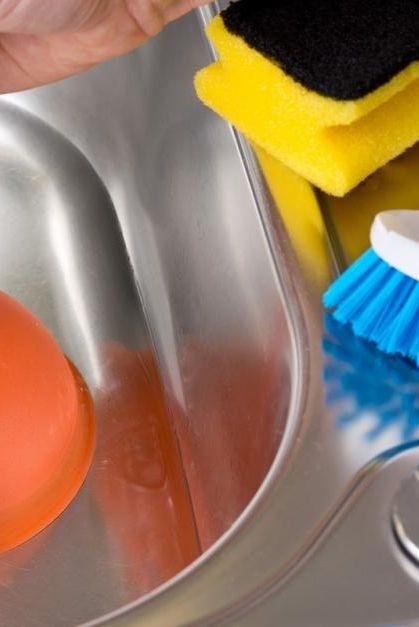 Abfluss Verstopft Die Besten Hausmittel Abflussreiniger Hausmittel Reinigen Und Backofen Reinigen