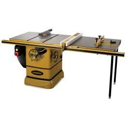 Powermatic 10 Table Saw 5hp W 50 Fence Rout R Lift Pm2000