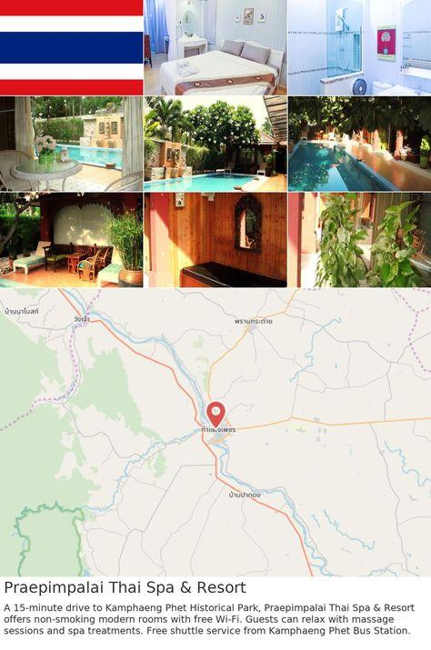 Praepimpalai Thai Spa Resort Resort Spa Modern Room Spa