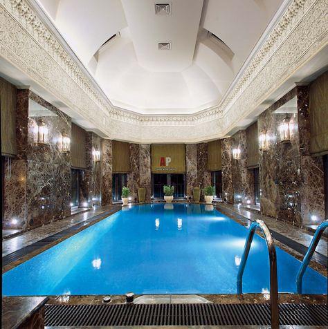 Indoor Swimming Pool Spacious room for kids Домашний бассейн