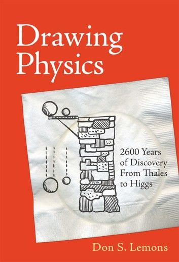 Drawing Physics Ebook By Don S Lemons Physics Basic Math